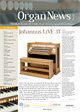 Organ News 29 with the printers